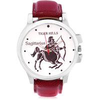 Tigerhills Zodiac Collection Sagittarius Red