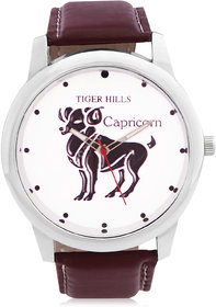 Tigerhills Zodiac Collection Capricorn Brown