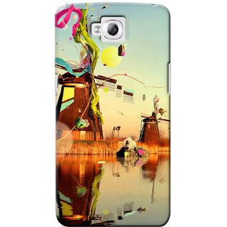 G.Store Hard Back Case Cover For Lg G Pro Lite 14662