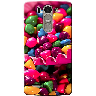 G.Store Hard Back Case Cover For Lg G3 Beat 14933