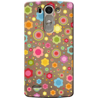 G.Store Hard Back Case Cover For Lg G3 Beat 14936