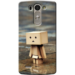 G.Store Hard Back Case Cover For Lg G3 Beat 14937