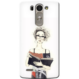 G.Store Hard Back Case Cover For Lg G3 Beat 14942