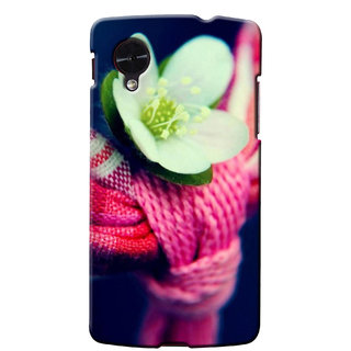 G.Store Hard Back Case Cover For Lg Google Nexus 5 15203