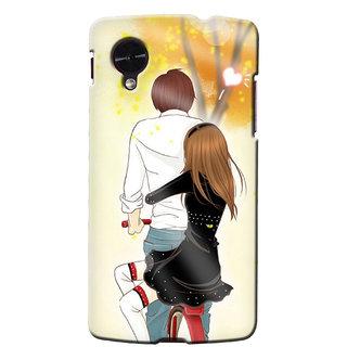 G.Store Hard Back Case Cover For Lg Google Nexus 5 15206