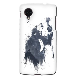 G.Store Hard Back Case Cover For Lg Google Nexus 5 15214