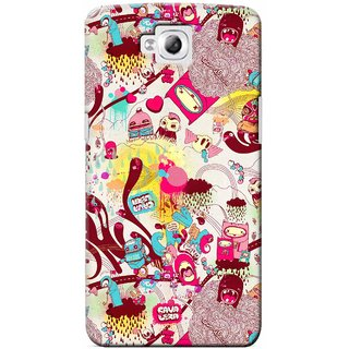 G.Store Hard Back Case Cover For Lg G Pro Lite 14670