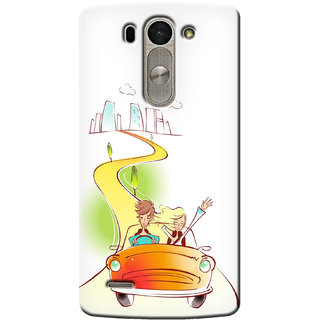 G.Store Hard Back Case Cover For Lg G3 Beat 14949