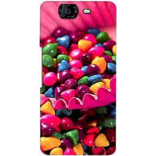 G.Store Hard Back Case Cover For Micromax Canvas Knight A350 15733