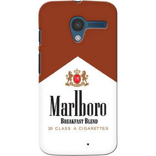 G.Store Hard Back Case Cover For Motorola Moto X 16919