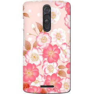 G.Store Hard Back Case Cover For Motorola Moto X3 17165