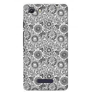 G.Store Hard Back Case Cover For Micromax Unite 3 Q372 16140