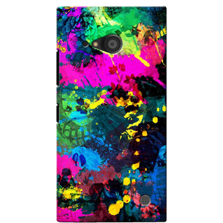 G.Store Hard Back Case Cover For Nokia Lumia 735 17534