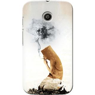 G.Store Hard Back Case Cover For Motorola Moto E 16459