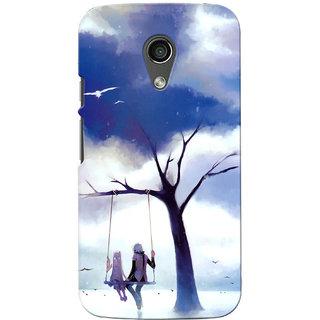 G.Store Hard Back Case Cover For Motorola Moto G2 16752