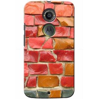 G.Store Hard Back Case Cover For Motorola Moto X2 17031