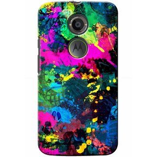 G.Store Hard Back Case Cover For Motorola Moto X2 17034