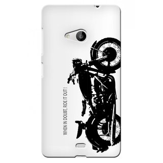 G.Store Hard Back Case Cover For Nokia Lumia 535 17310