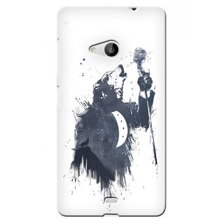G.Store Hard Back Case Cover For Nokia Lumia 535 17314