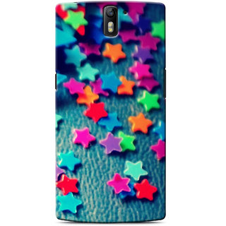 G.Store Hard Back Case Cover For Oneplus One 17605