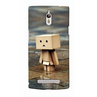 G.Store Hard Back Case Cover For Oppo Find 7 17837