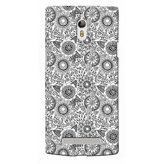 G.Store Hard Back Case Cover For Oppo Find 7 17840