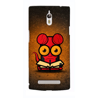G.Store Hard Back Case Cover For Oppo Find 7 17877