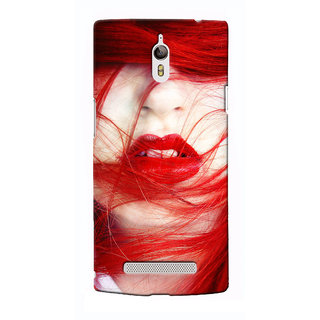 G.Store Hard Back Case Cover For Oppo Find 7 17879