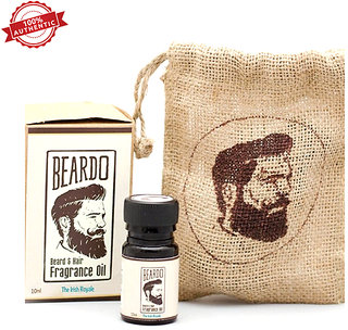 Beardo Beard Hair Fragrance Oil The Irish Royale 10Ml