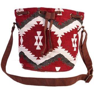 Diwaah Shoulder Bag         (Multicolor) HMBE2293ZDKRTYHV