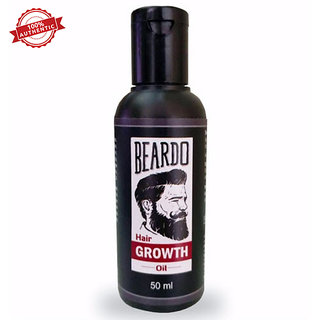 Beardo Beard And Hair Growth Oil 50ml (No Of Units...
