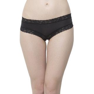 Lacy Polyamide Bikini With Sexy Back  (PN0366P13)
