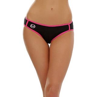 Clovia  Comfy Cotton Printed Bikini  (PN0382P13)