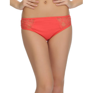 Lace Bikini In Orange  (PN0444P16)