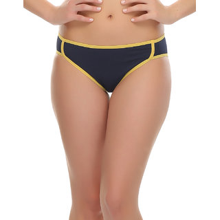 Comfy Navy Blue Bikini  (PN0448P08)