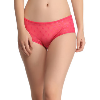 Sexy Net Brief In Rasperry Pink  (PN0511P14)