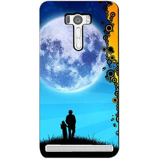 Instyler Digital Printed Back Cover For Asus Zen Fone Selfie ASUSSELFIEDS-10107