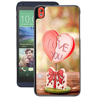 Instyler Digital Printed Back Cover For Htc 816 HTC816DS-10281
