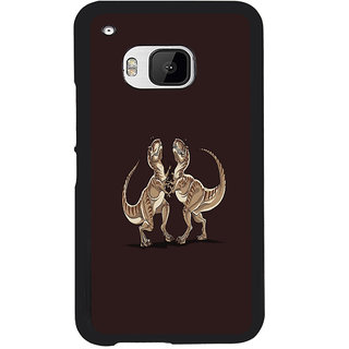 Instyler Digital Printed Back Cover For Htc M9 HTCM9DS-10179
