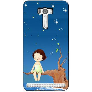 Instyler Digital Printed Back Cover For Asus Zen Fone Selfie ASUSSELFIEDS-10041