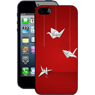 Instyler Digital Printed Back Cover For Apple I Phone 5 IP5DS-10241