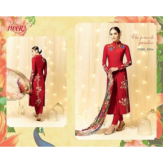 Beautiful Heer Ladies Suit
