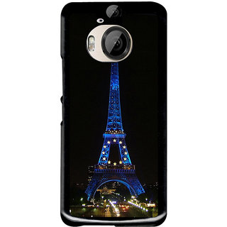 Instyler Digital Printed Back Cover For Htc M9 Plus HTCM9PDS-10211