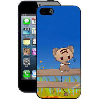 Instyler Digital Printed Back Cover For Apple I Phone 4 IP4DS-10232