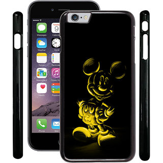 Instyler Digital Printed Back Cover For Apple I Phone 6 IP6DS-10161