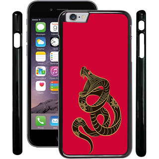 Instyler Digital Printed Back Cover For Apple I Phone 6 IP6DS-10165