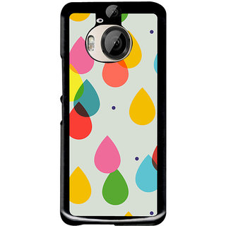 Instyler Digital Printed Back Cover For Htc M9 Plus HTCM9PDS-10298