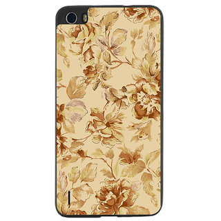 Instyler Digital Printed Back Cover For Huawei Honor 6 HWH6DS-10224