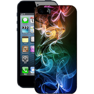 Instyler Digital Printed Back Cover For Apple I Phone 5S IP5SDS-10176