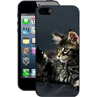 Instyler Digital Printed Back Cover For Apple I Phone 4S IP4SDS-10226